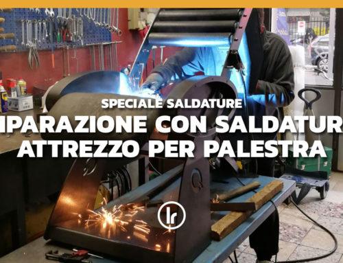 Speciale saldature LR Serrature