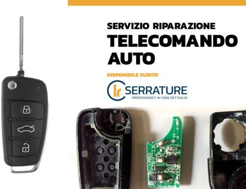 Riparazione telecomando auto Kia Sportage