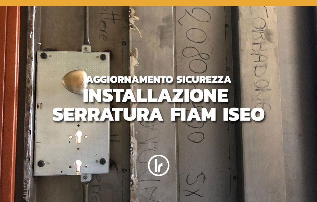 Aggiornamento serratura: rendi la tua casa più sicura - LR Serrature