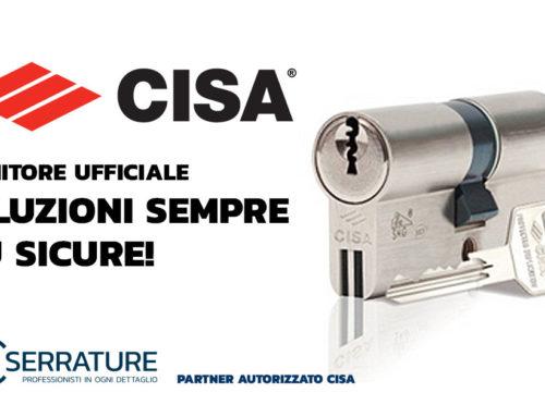 Cilindri e chiavi CISA C3000: soluzioni sempre più sicure!