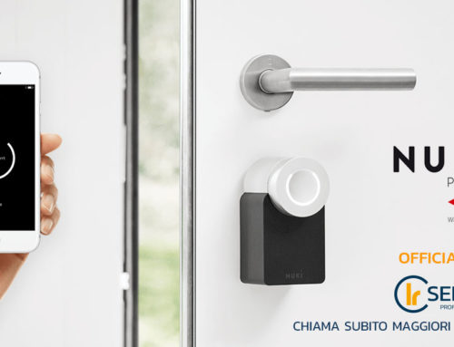 Nuki Smart Lock by Cisa: apriporta automatico con Bluetooth, HomeKit, Alexa e Google!