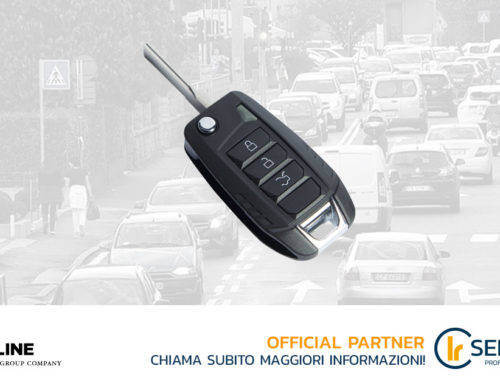 Mavik: radiocomando universale di Keyline per veicoli